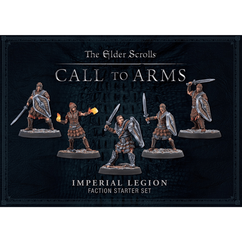The Elder Scrolls: Call to Arms - Imperial Legion Faction Starter (PRE-ORDER)