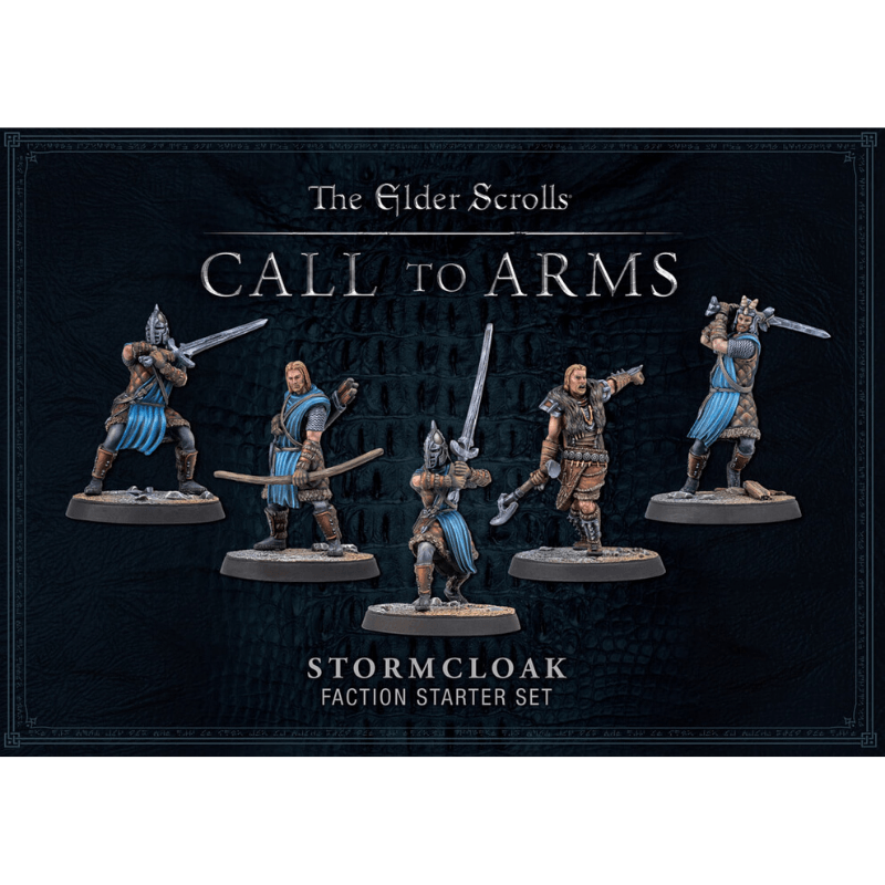 The Elder Scrolls: Call to Arms - Stormcloak Faction Starter (PRE-ORDER)