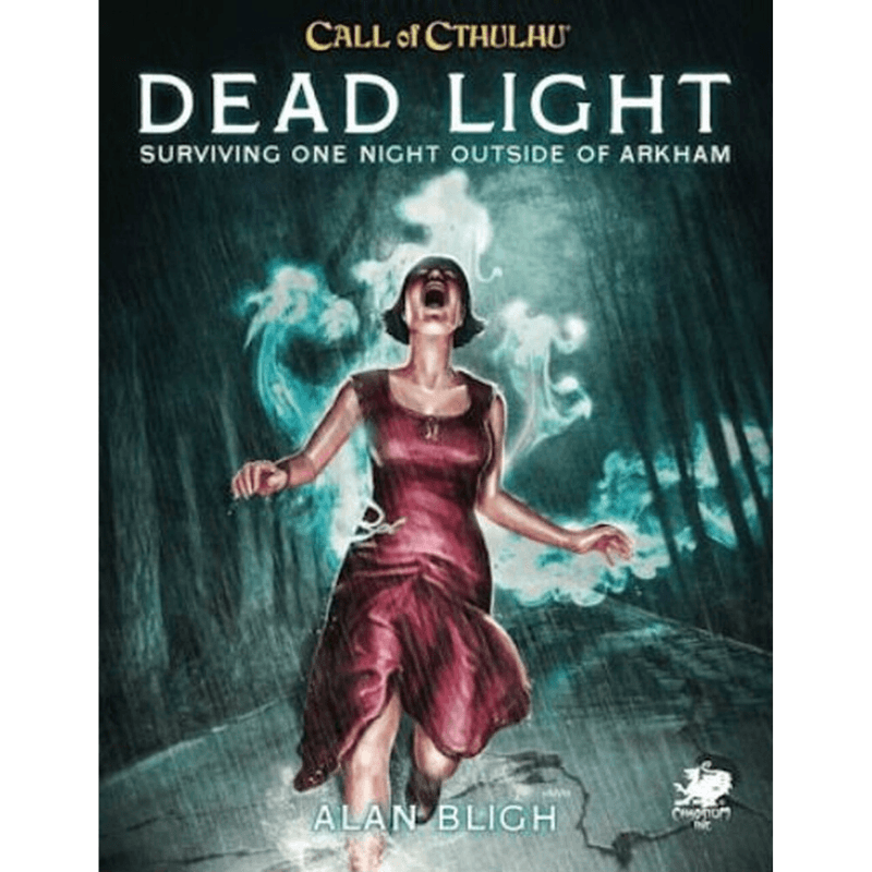 Call of Cthulhu (7th Edition): Dead Light & Other Dark Turns
