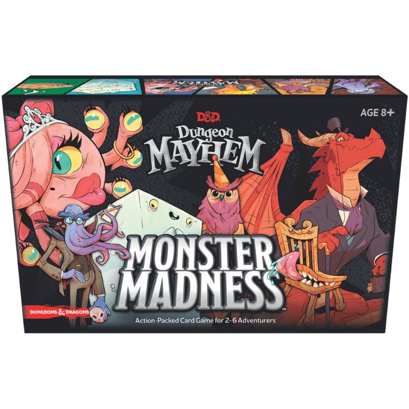 Dungeon Mayhem: Monster Madness (PRE-ORDER)