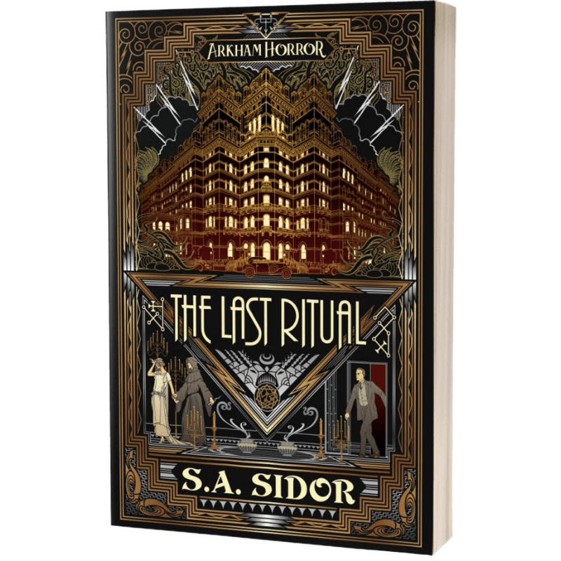 The Last Ritual - An Arkham Horror Novel (PRE-ORDER)