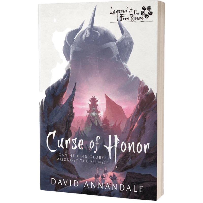 Curse of Honor - A Legend of the Five Rings Novel