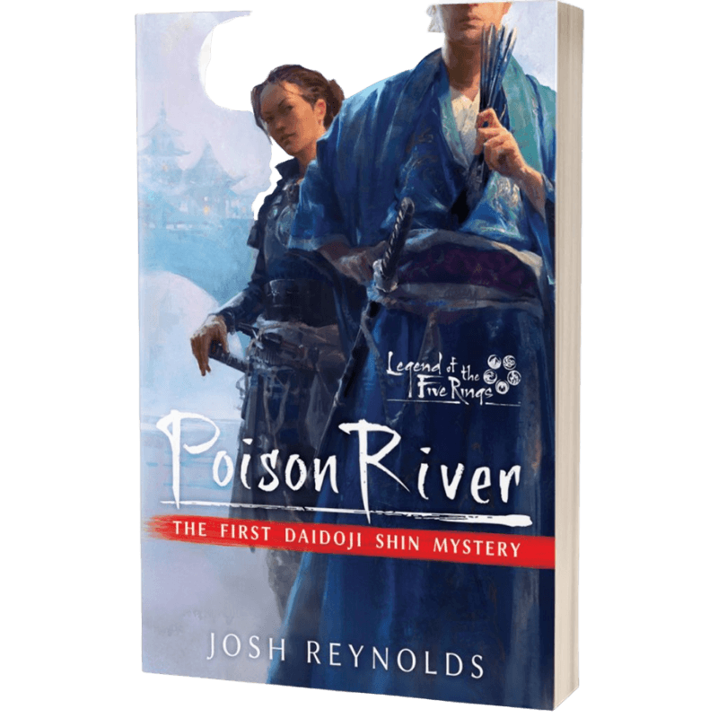 Poison River - A Legend of the Five Rings Novel (PRE-ORDER)