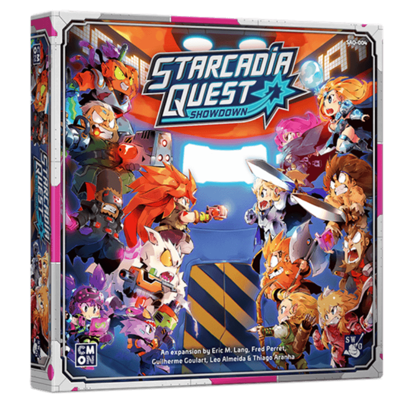 Starcadia Quest: Showdown (PRE-ORDER)