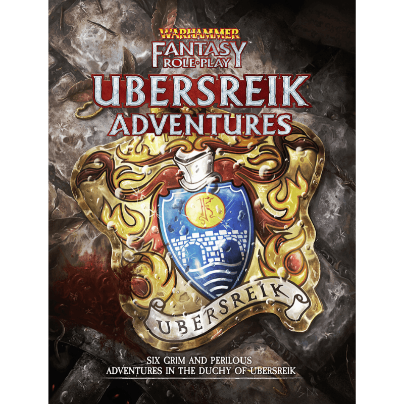 Warhammer Fantasy Roleplay (4th Edition): Ubersreik Adventures