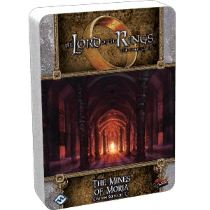 The Lord of the Rings: The Card Game – The Mines of Moria (PRE-ORDER)