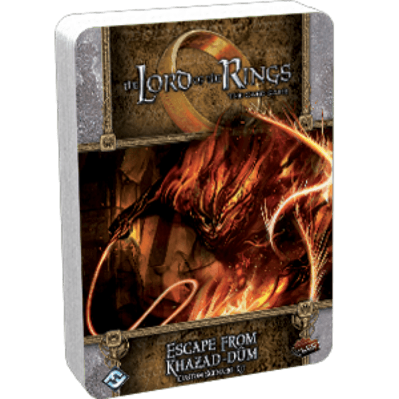 The Lord of the Rings: The Card Game – Escape from Khazad-dûm Custom Scenario Kit (PRE-ORDER)