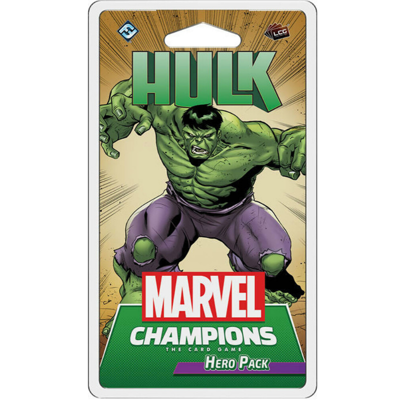 Marvel Champions: The Card Game – Hulk (Hero Pack)