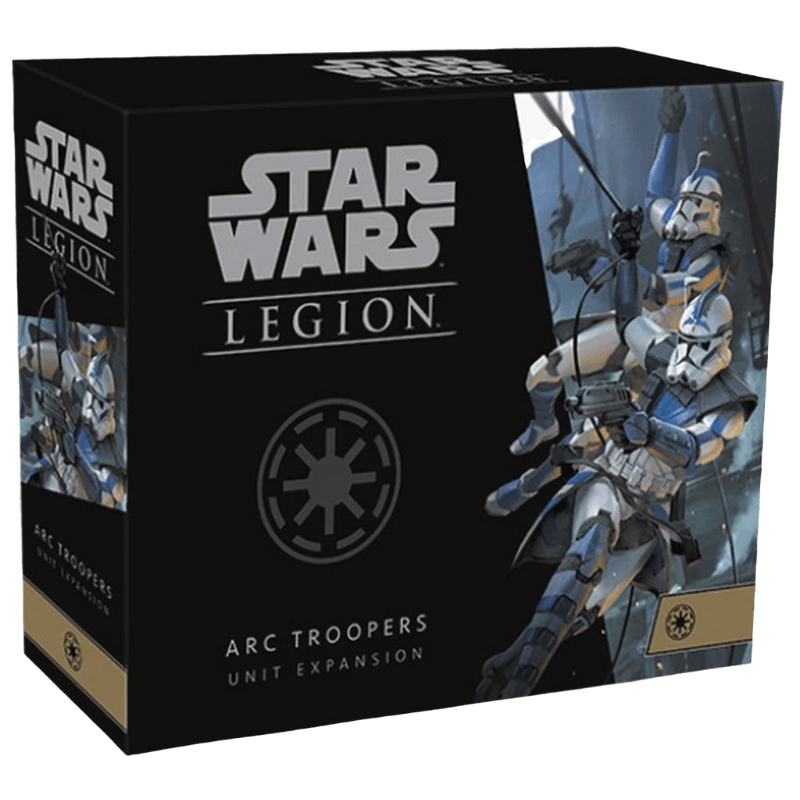 Star Wars: Legion – Arc Troopers Unit Expansion (PRE-ORDER)