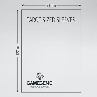 Prime Board Game Sleeves: Tarot