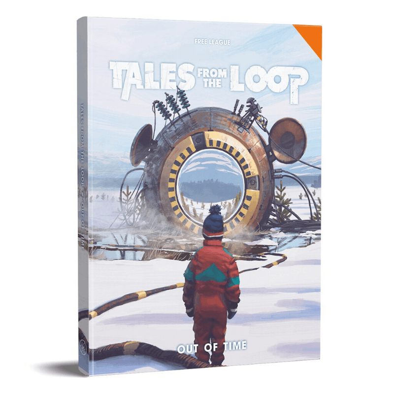 Tales from the Loop: Out of Time Mystery Compendium