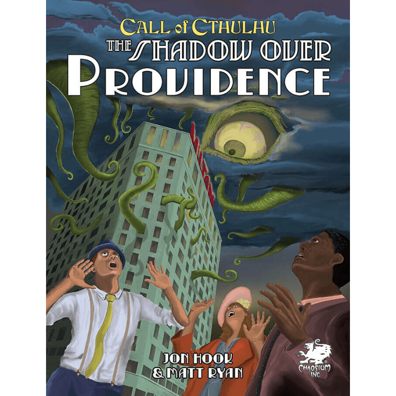 Call of Cthulhu (7th Edition): The Shadow Over Providence (PRE-ORDER)