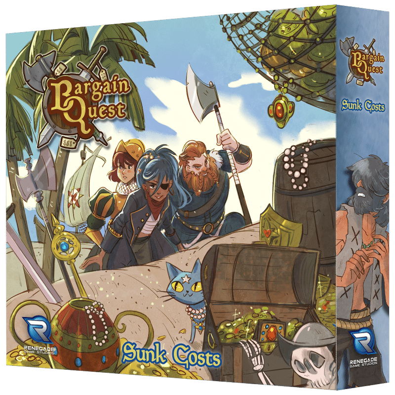 Bargain Quest: Sunk Costs (PRE-ORDER)