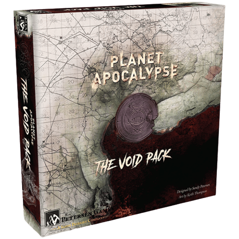 Planet Apocalypse: The Void Pack