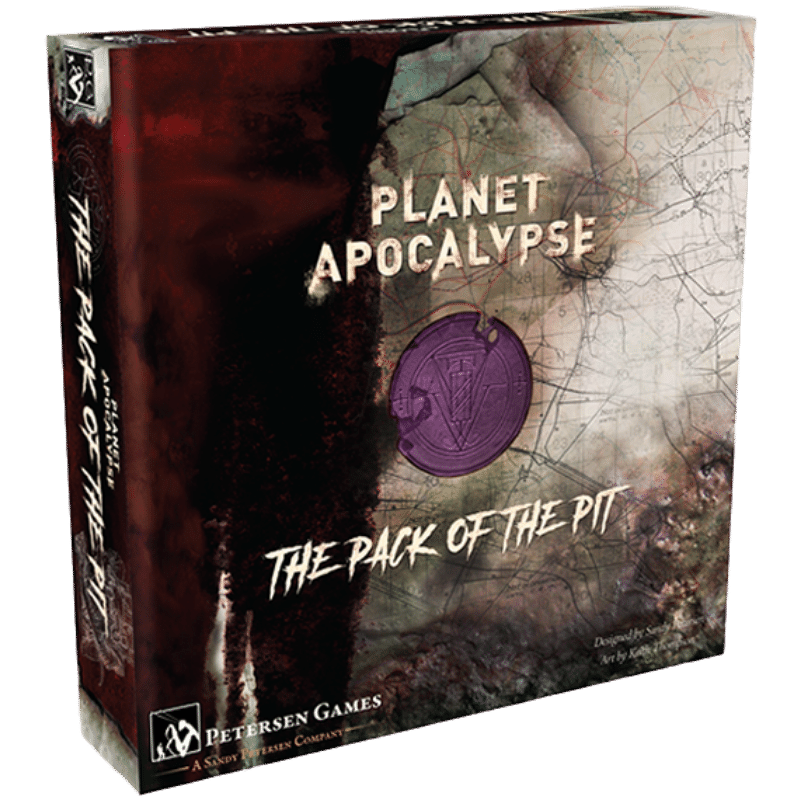Planet Apocalypse: The Pack of the Pit