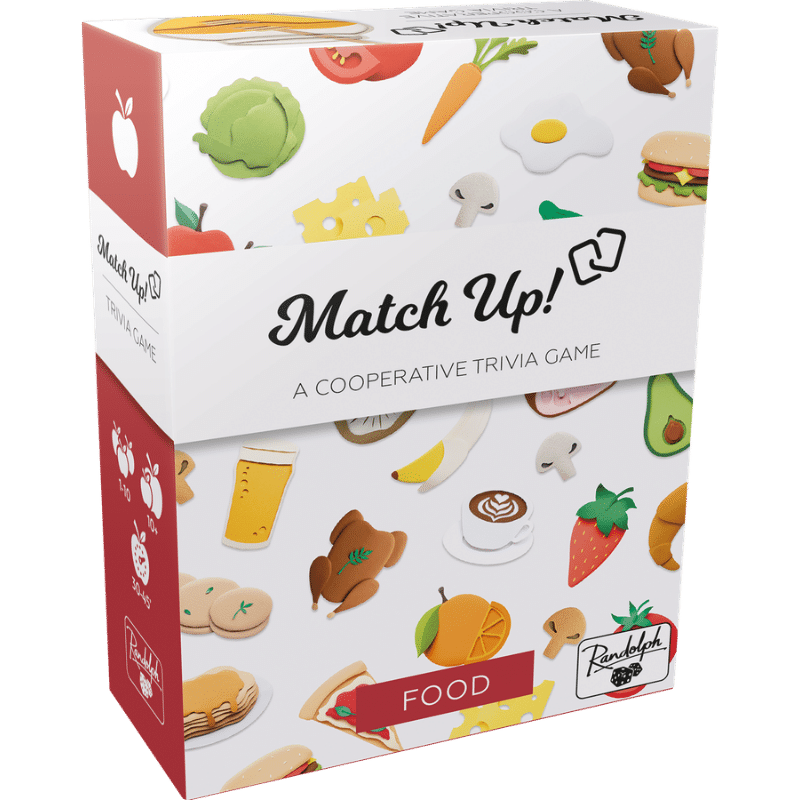 Match Up! Food