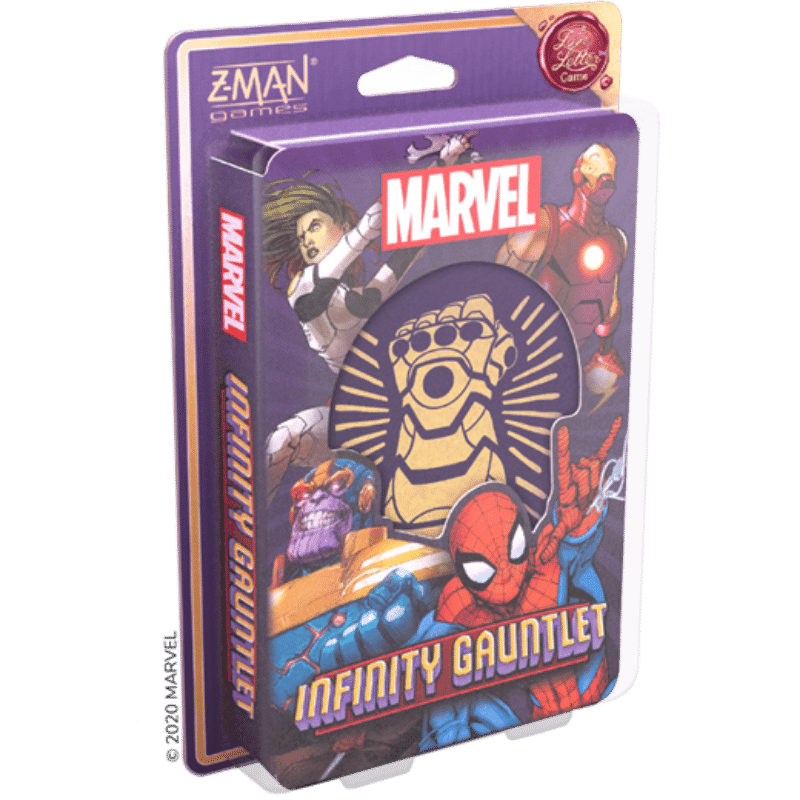 Infinity Gauntlet: A Love Letter Game