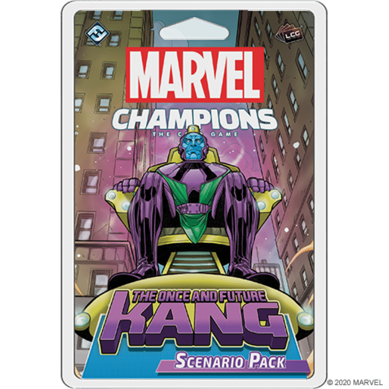 Marvel Champions: The Card Game – The Once and Future Kang (Scenario Pack)