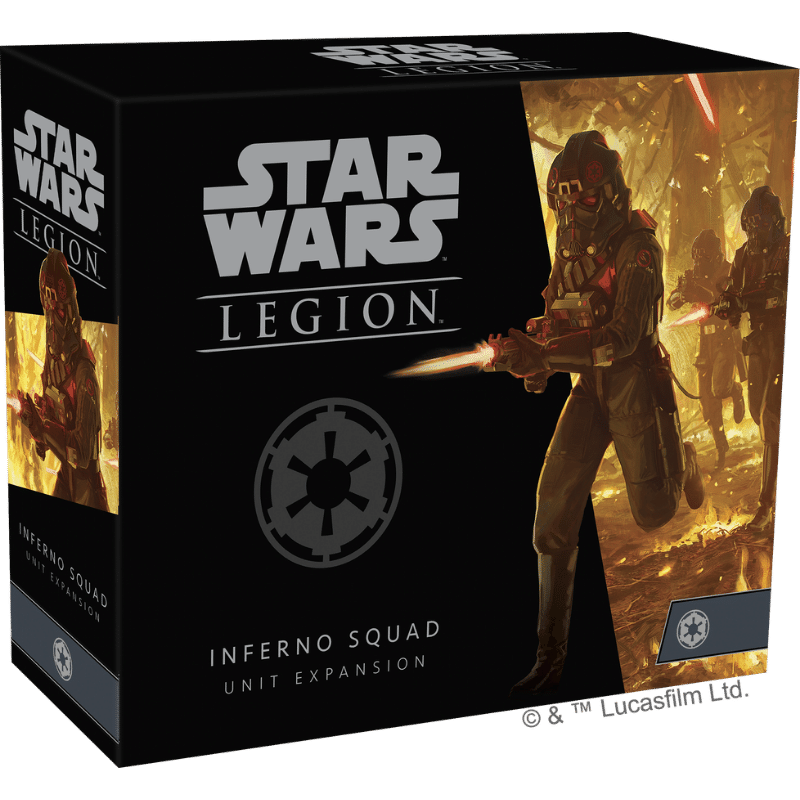 Star Wars: Legion – Inferno Squad Unit Expansion (PRE-ORDER)