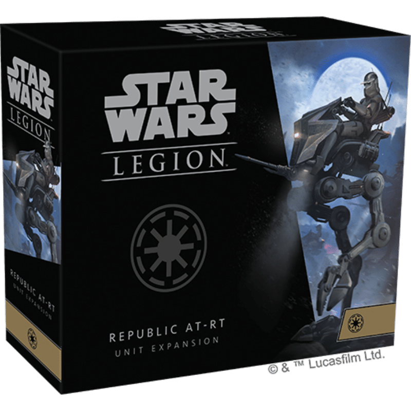 Star Wars: Legion – Republic AT-RT Unit Expansion (PRE-ORDER)