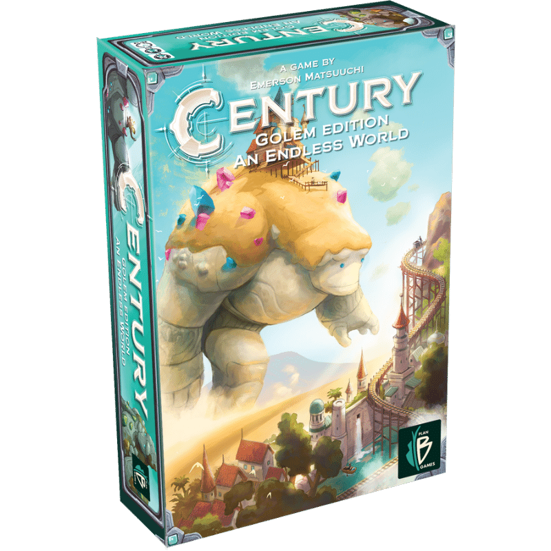 Century: Golem Edition – An Endless World (PRE-ORDER)