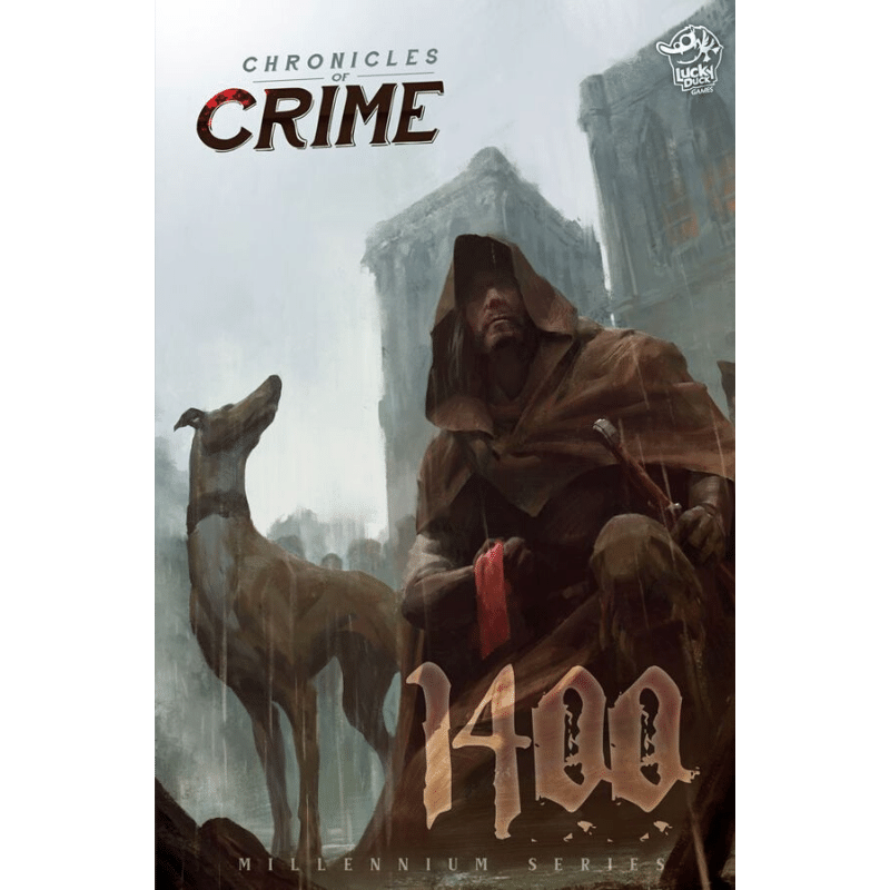 Chronicles of Crime: 1400 (PRE-ORDER)