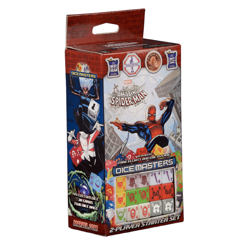 Marvel Dice Masters: The Amazing Spider­-Man - Starter Set