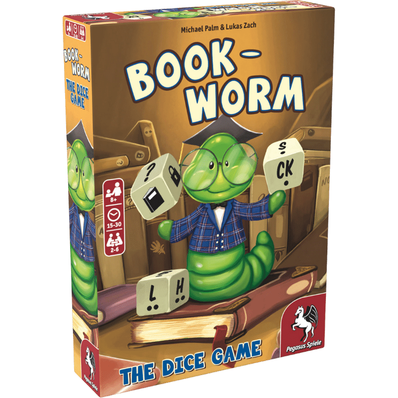 Bookworm - Dice Game