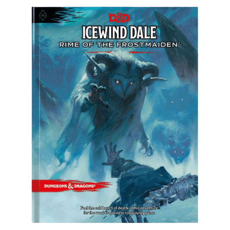 Dungeons & Dragons (5th Edition): Icewind Dale - Rime of the Frostmaiden