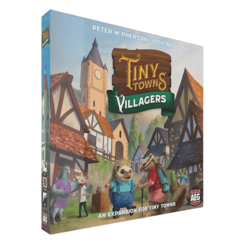 Tiny Towns: Villagers (PRE-ORDER)