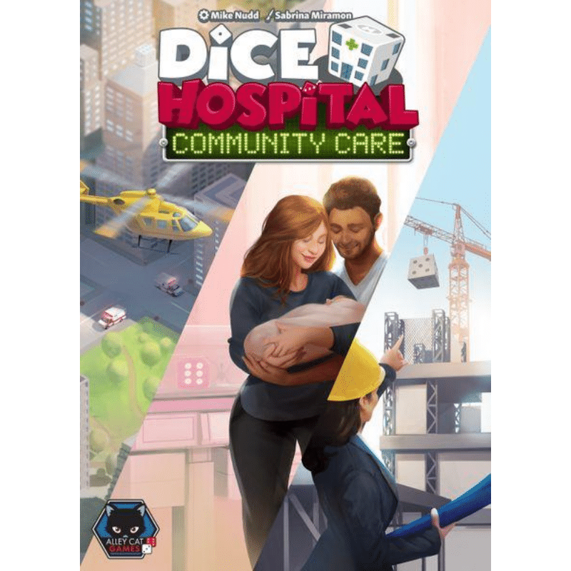 Dice Hospital: Community Care (PRE-ORDER)