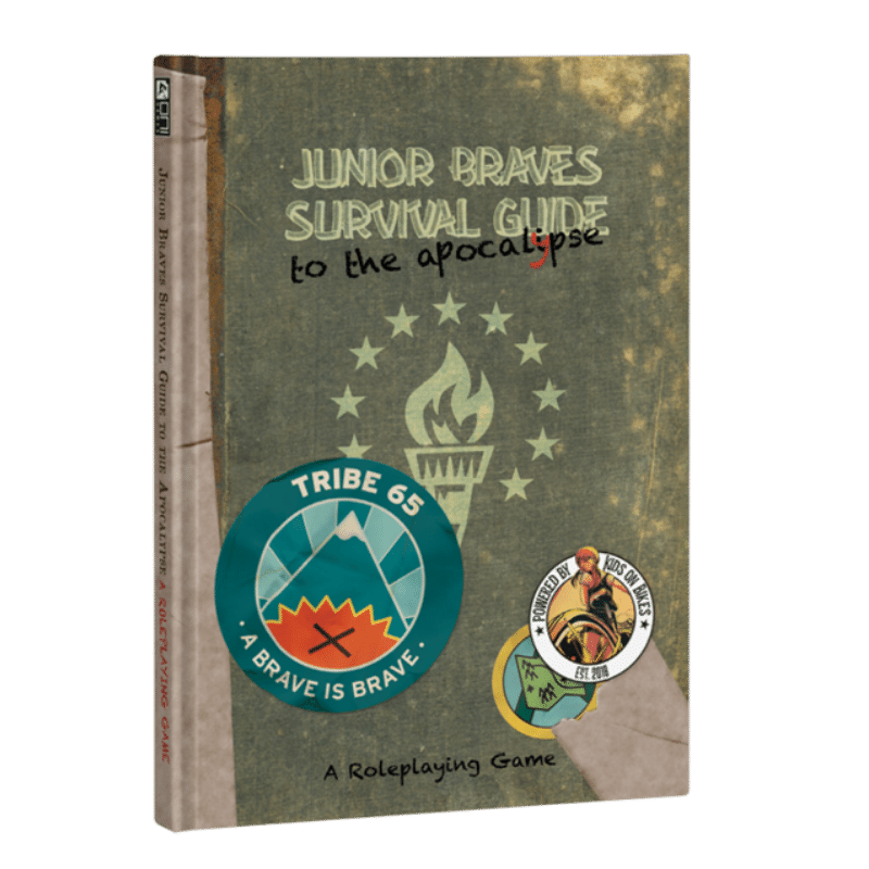 Junior Braves Survival Guide to the Apocalypse RPG