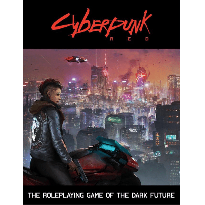 Cyberpunk RED RPG