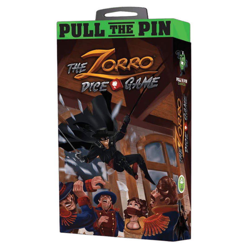 The Zorro Dice Game