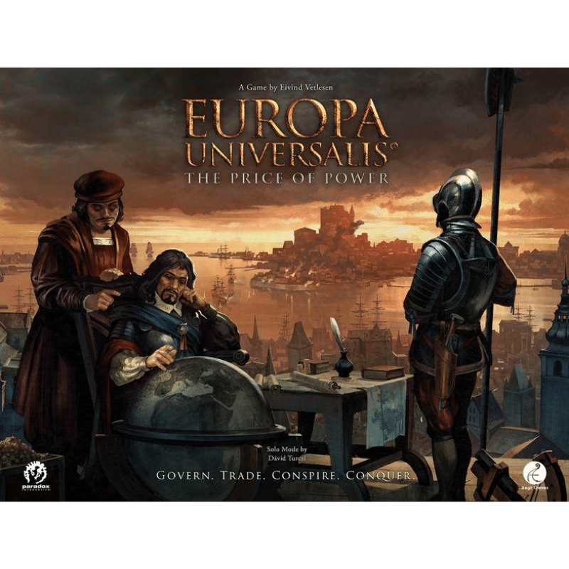 Europa Universalis: The Price of Power (Deluxe Edition) (PRE-ORDER)
