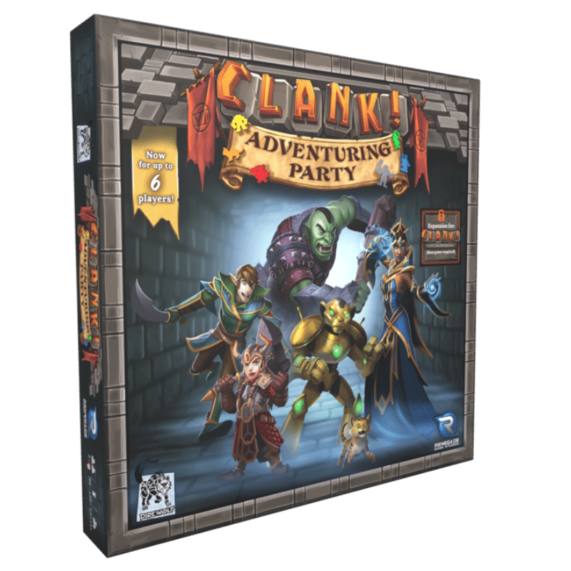 Clank! Adventuring Party (PRE-ORDER)