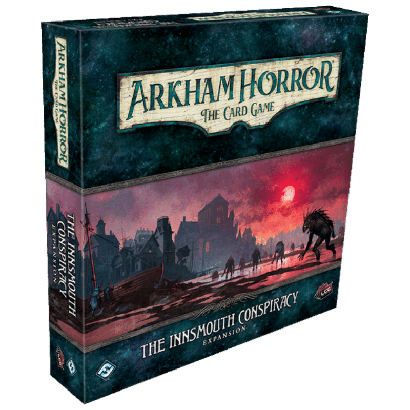 Arkham Horror: The Card Game – The Innsmouth Conspiracy: Expansion (PRE-ORDER)