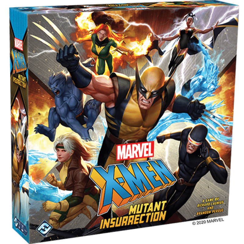 X-Men: Mutant Insurrection (PRE-ORDER)