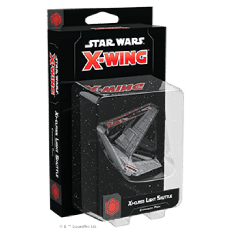 Star Wars: X-Wing (Second Edition) – Xi-class Light Shuttle Expansion Pack (PRE-ORDER)