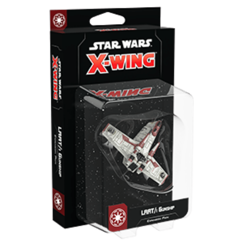 Star Wars: X-Wing (Second Edition) –  LAAT/i Gunship Expansion Pack (PRE-ORDER)