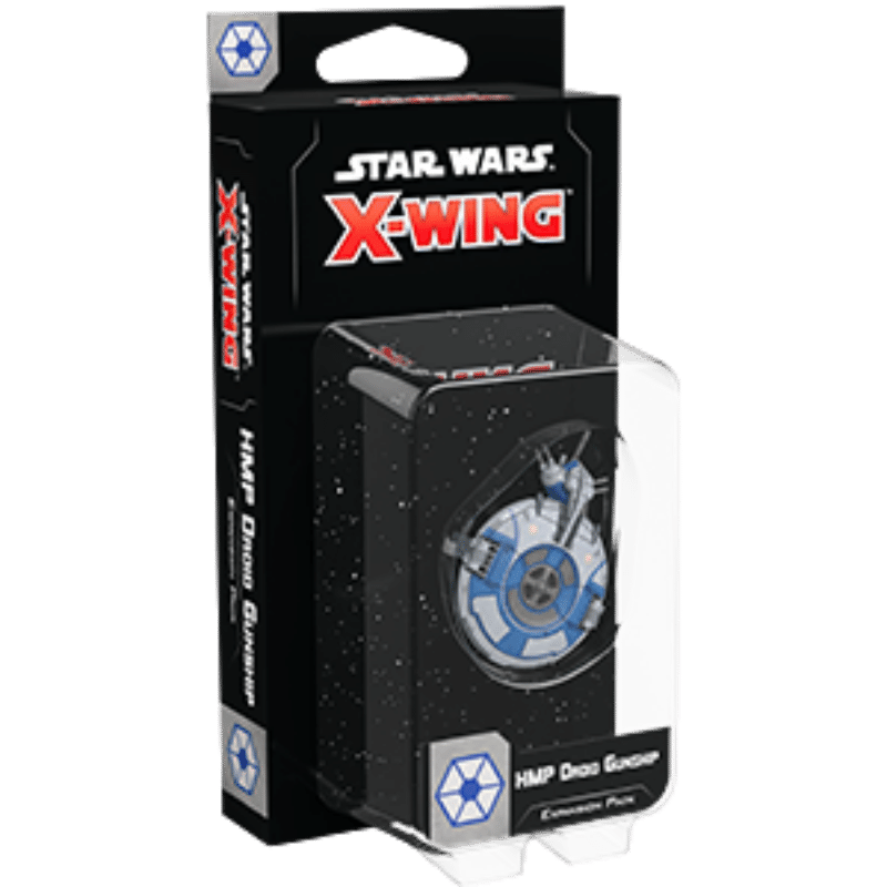 Star Wars: X-Wing (Second Edition) –  HMP Droid Gunship Expansion Pack (PRE-ORDER)