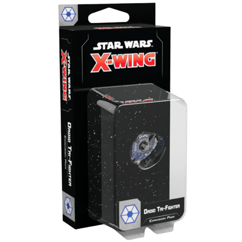 Star Wars: X-Wing (Second Edition) – Droid Tri-Fighter Expansion Pack (PRE-ORDER)