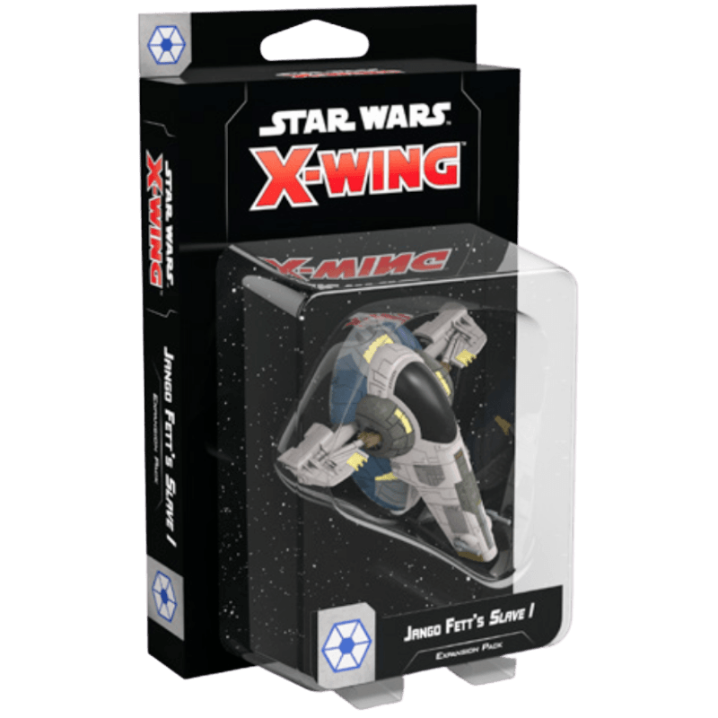 Star Wars: X-Wing (Second Edition) – Jango Fett's Slave I Expansion Pack (PRE-ORDER)