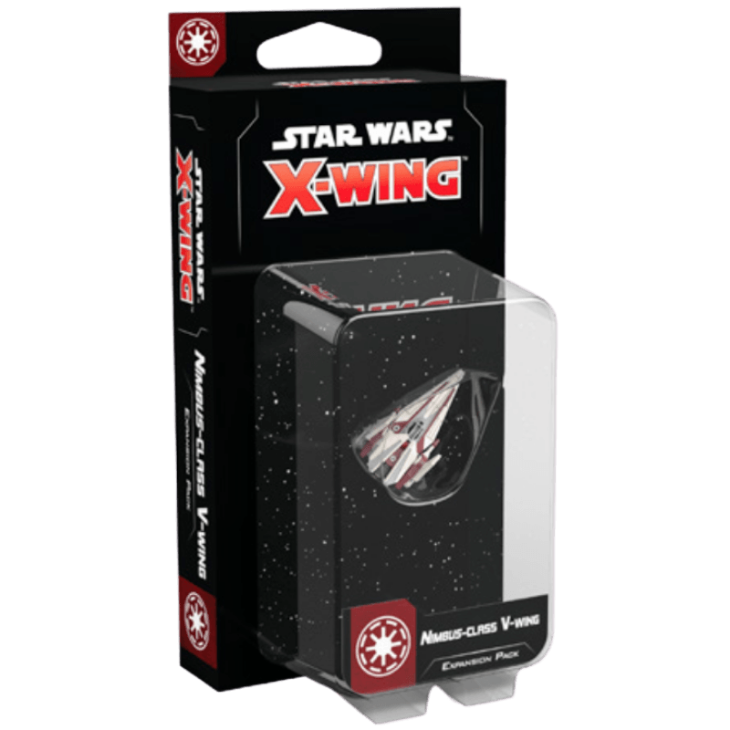 Star Wars: X-Wing (Second Edition) – Nimbus-class V-Wing Expansion Pack (PRE-ORDER)