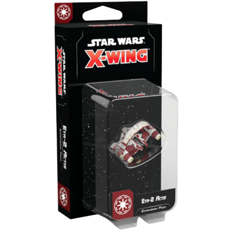 Star Wars: X-Wing (Second Edition) – Eta-2 Actis Expansion Pack (PRE-ORDER)