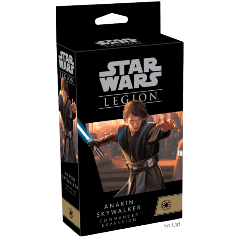 Star Wars: Legion – Anakin Skywalker Commander Expansion (PRE-ORDER)