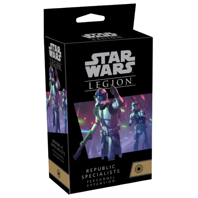 Star Wars: Legion – Republic Specialists Personnel Expansion (PRE-ORDER)