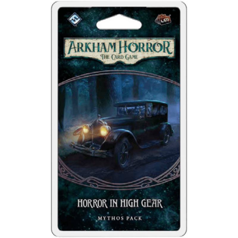Arkham Horror: The Card Game – Horror in High Gear: Mythos Pack (PRE-ORDER)