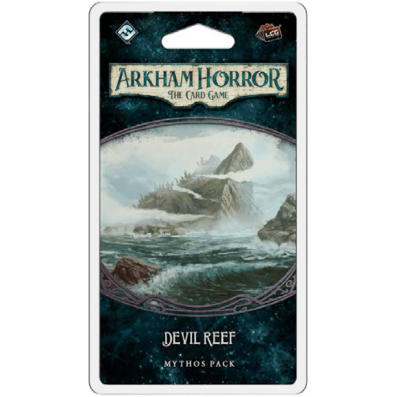 Arkham Horror: The Card Game – Devil Reef: Mythos Pack (PRE-ORDER)