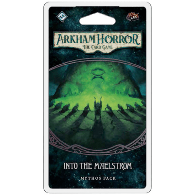 Arkham Horror: The Card Game – Into the Maelstrom: Mythos Pack (PRE-ORDER)